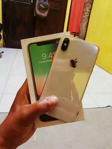 iphone x 64 gb fullset mulus