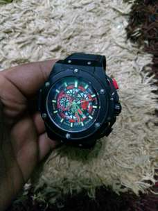 jam Hublot limited edition Manchester united