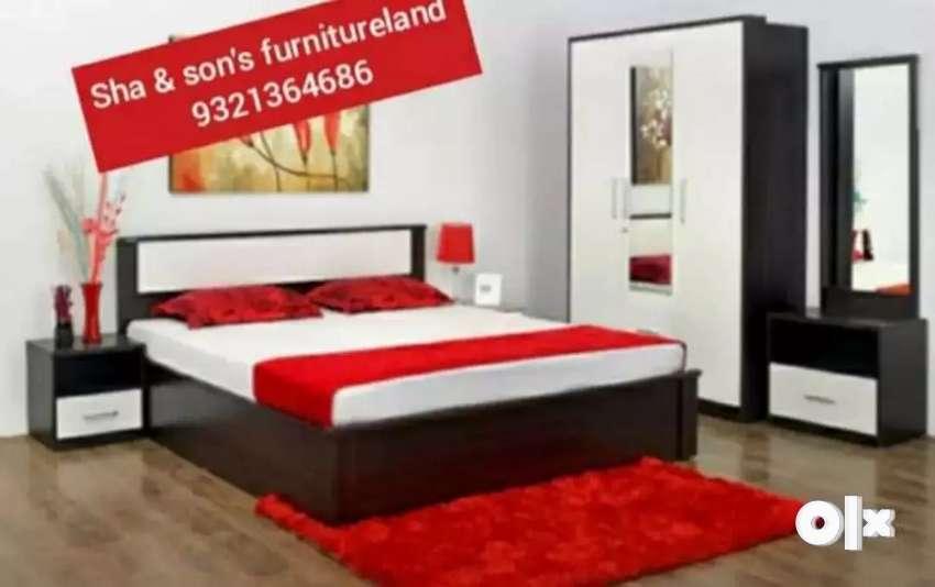 Brand New Bedroom Furniture Set, New Bedroom Furniture