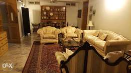 Full furnished Ground floor E-7 2 bedroom Separate gate