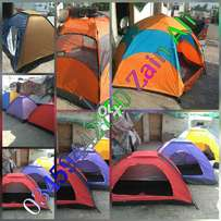 Auto camping Tents available in different sizes 4 & 6 Person Capacity