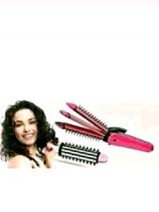 catok curly blow