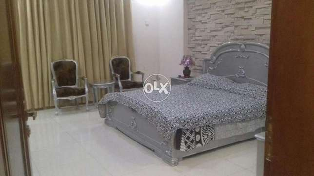 1 kanal fully furnished portions for rent ph4 bahria