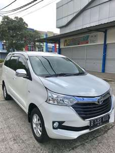 Avanza G Matic 2016 Full Ori Dp Minim