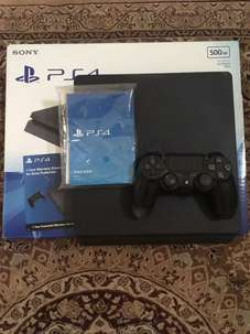 PS4 type CUH-2005a 500gb