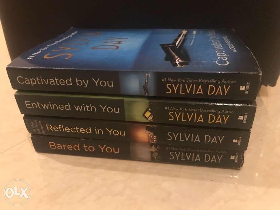 Book S Sylvia Day