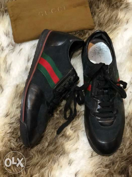 5da865592e0 Authentic Gucci Sneakers Size 9.5 With Dustbag in Baguio