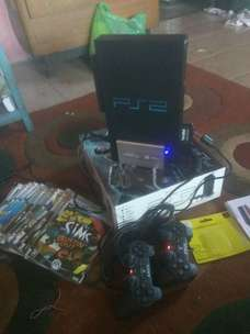Sony ps2 hardis 250 gb ful gem