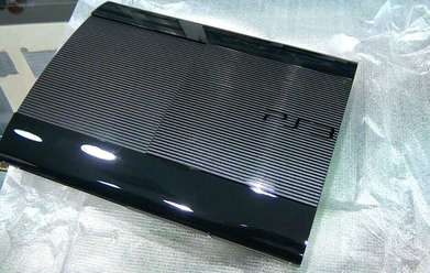 ps3 super slim 500 gb bergaransi