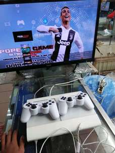 ps3 superslim hardisck 500gb ofw