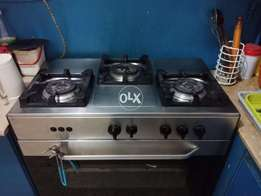 commercial type nasgas orignal oven