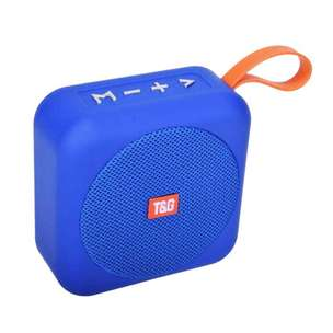 T&G TG505 Portable Bluetooth Speaker