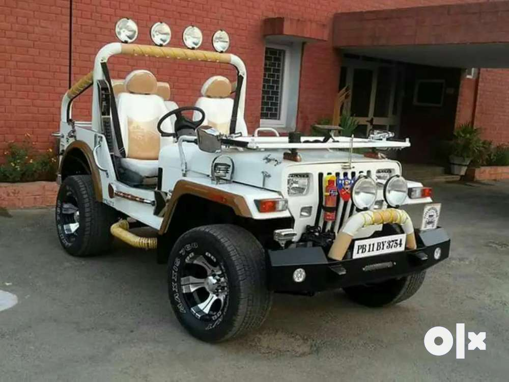Modified Open Jeeps Willy S Jeep Wrangler Unlimited Look Commercial Other Vehicles 1603992683
