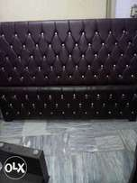 Beautifully Full coution double bed