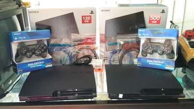 best seller ps3 slim 120gb-500 gb bergaransi