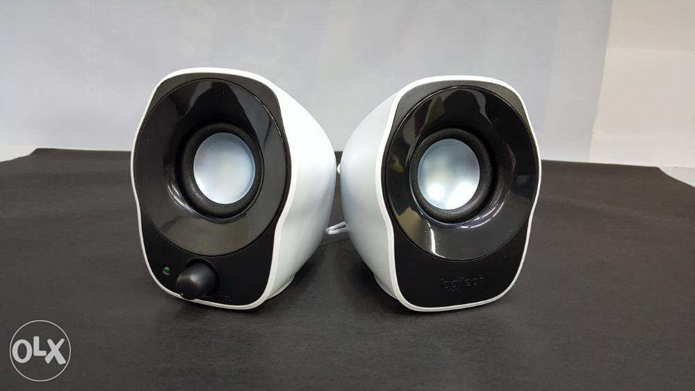 d0edf2ac540 Logitech Z120 2.1 channel USB Powered Compact Stereo Speakers in San ...