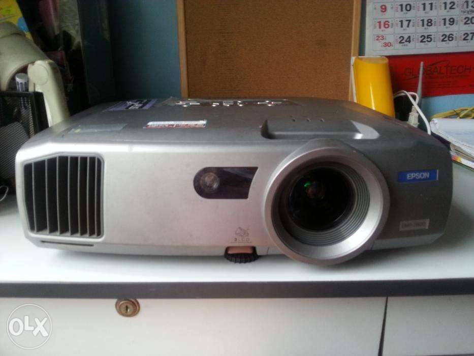 projector epson emp 7800 3500 lumens second hand used for sale in
