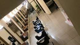 Defence Phase V Beauty Parlour for Rent
