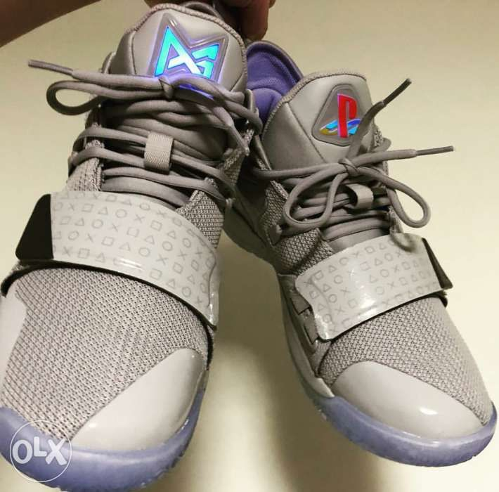 a02a7fc60216 Nike Playstation 25 PG 7Y Mens GS Paul George Limited in San Juan ...