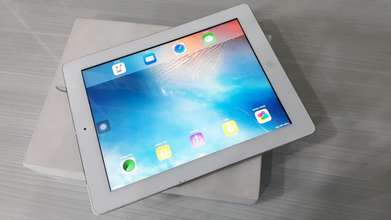 Ipad Apple 2 Cell 64 Gb Mulus Nego