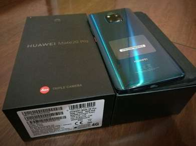 Huawei Mate 20 Pro 6gb 128gb Green Perfecto