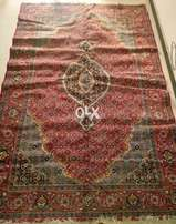 Two carpets size 10x6.5 ft