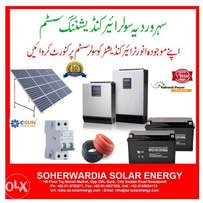 Complete 1kw solar energy system kit price