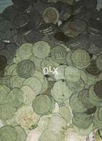 pakistani old rupees coins