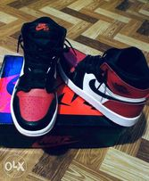 8120f82419afb1 Jordan1 bred - View all ads available in the Philippines - OLX.ph