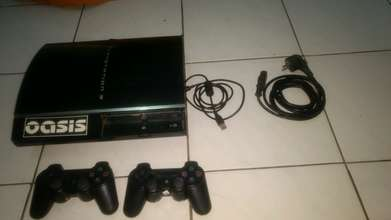DIJUAL ps 3 fat 250gb