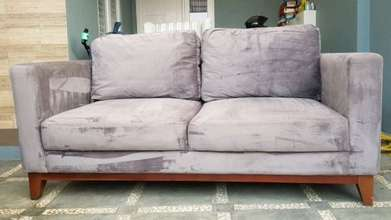 Jual Sofa Mewah 2 Seater extra wide- Made by VERDE