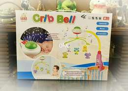 Crib bell for babies.