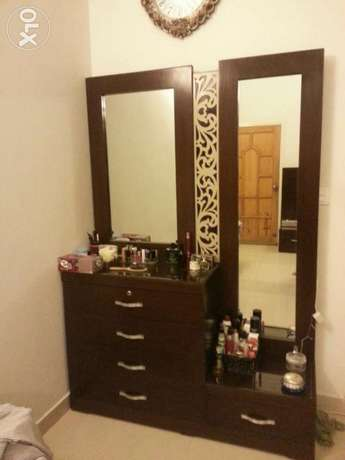 Dressing Table Double Mirror