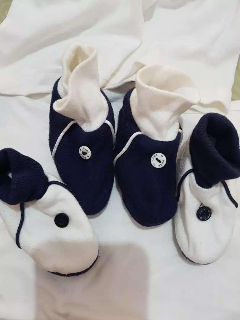 2 Stell Sepatu Baby Duck Duck Pakaian 753314606