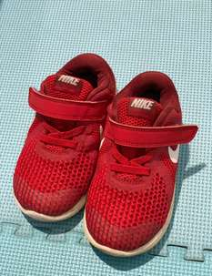 Sepatu Anak Nike Revolution Kids Original Preloved