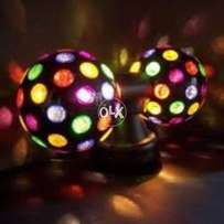 DJ Disco Light Rotate Function Excellent Colour Combinations Brand New