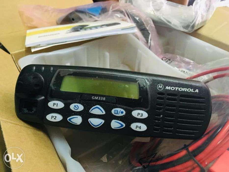 Gm338 Motorola Base Radio Uhf In Valenzuela  Metro Manila