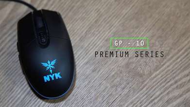 MOUSE GAMING NYK GP-10 | Murah| BY Astikom