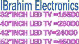 """Amazing-! 42"""" LED With Warranty/ With Best Graphics"""