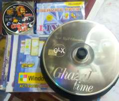 Used Cds & DVDs