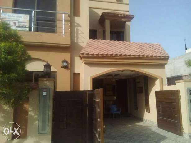 Bahria Town 5 Marla Brand New House for R3nt