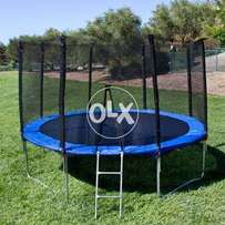 10 feet trampoline with safety net
