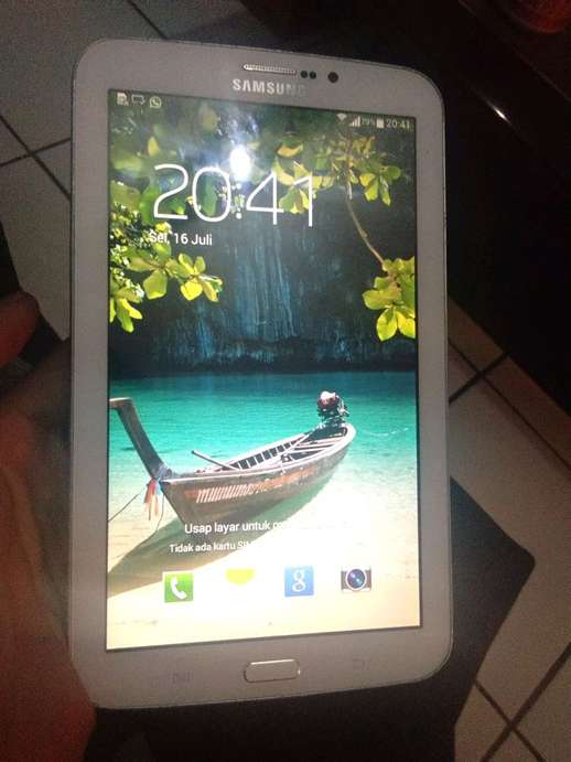 samsung tab 3 t211 unit only