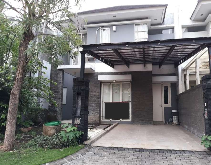 For Rent!! Minimalis House Wisata Bukit Mas Du Louvre