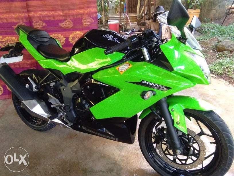 Ninja 250 Cc Kawasaki In Antipolo City Rizal Olxph