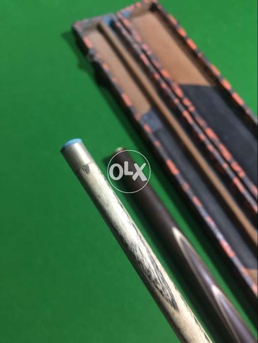 Snooker Cue RILEY ELEGANCE With Omin Box - Sports Equipment