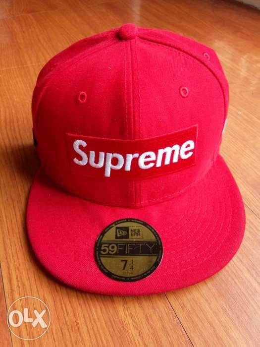 d199546cbd2 Supreme x new era x goretex cap in Plaridel