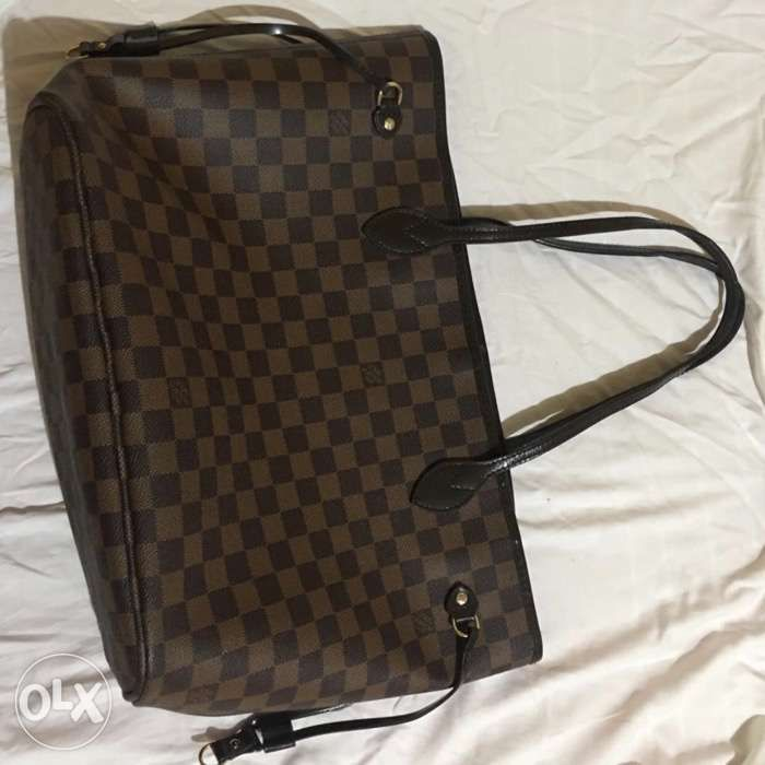 4eee7d39ca81 Neverfull MM Louis Vuitton with code NEGOTIABLE in Angeles City ...