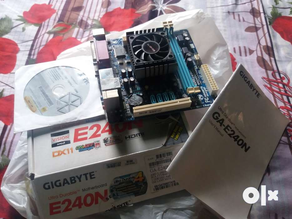 NEW DRIVERS: GIGABYTE E240N