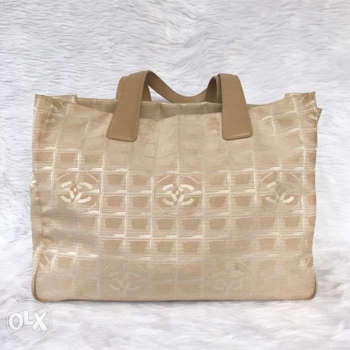 c0c94739f66e Authentic Preowned Chanel Travel Line Tote Bag in Marikina, Metro ...